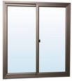 引違い窓(2枚建 半外付) スリム障子タイプ